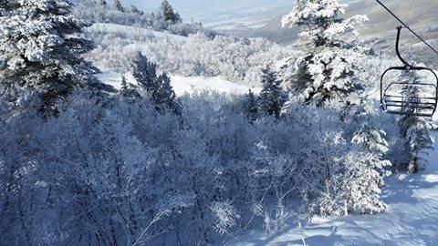 Cherry Peak Utah