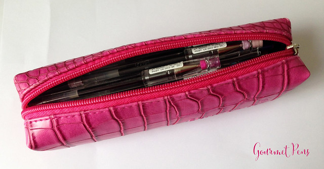 Review Bombata Pen Pouches - Cocco Pink & Purple @AppelboomLaren (9)