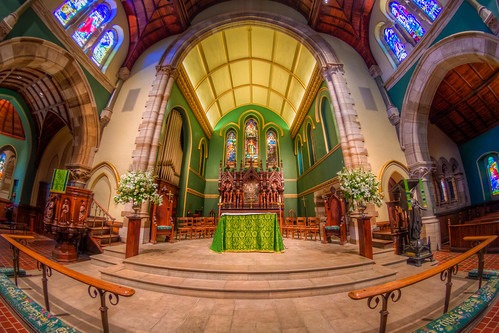 Altar of the Christ Church Cathedral