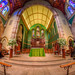Altar of the Christ Church Cathedral by Ian Aberle