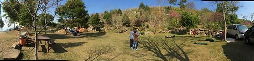 20150124苗栗泰安鑽石林露營趣