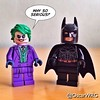 #LEGO #Joker #Batman #WhySoSerious #DarkKnight #TheDarkKnight #TDK #76023 #DCcomics #MarvelousDC @dccomics @lego_group @lego