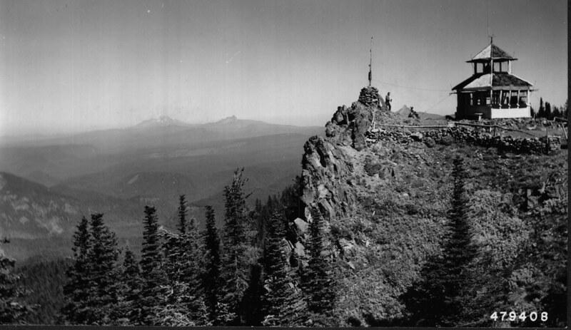 Horsepasture Mountain, 1952