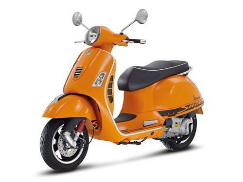 Vespa GTS300 SuperSports