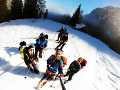 winter sport, winter, vehicle, sports, downhill,