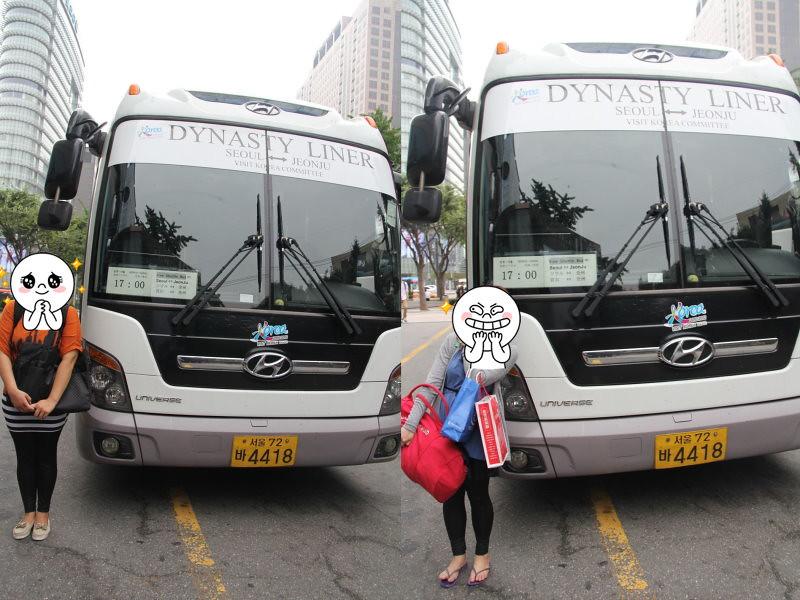 【韓國全州自由行】2015全州免費巴士 詳細資訊+搭車地點 전라북도 전주시 全羅北道 全州市 全州免費接駁巴士 @GINA環球旅行生活|不會韓文也可以去韓國 🇹🇼