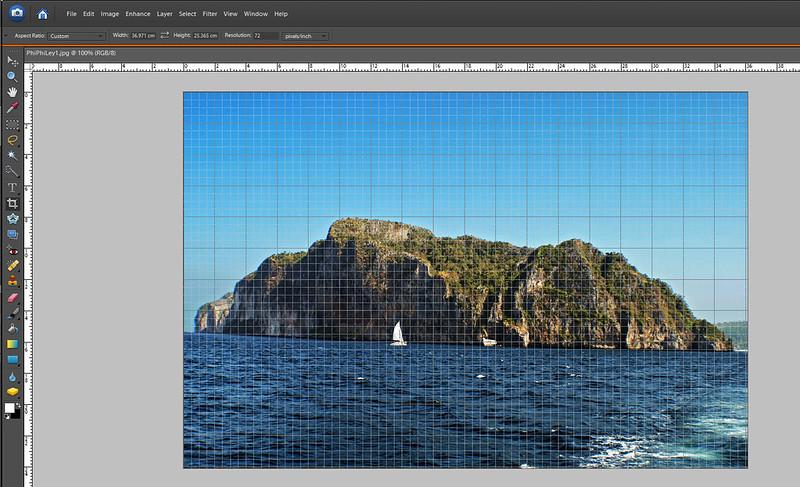 How To Straighten Photos