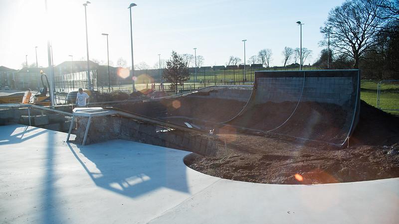 Dunstable Skatepark - Week 18-2