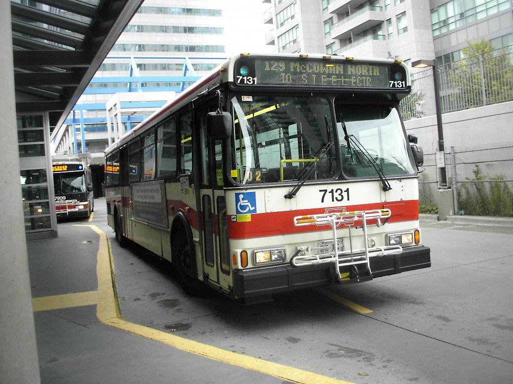 TTC 1996 Orion V #7131