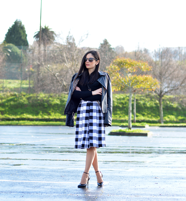 Zara_ootd_plaid_chicwish_sheinside_heels_midi_leather_04