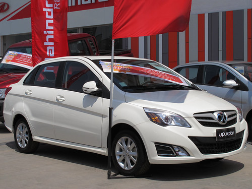 BAiC UP 1.5 Fashion Sedan 2015