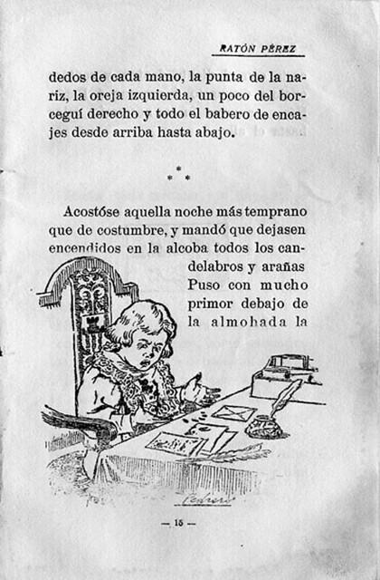 005-El raton perez- Biblioteca Miguel de Cervantes