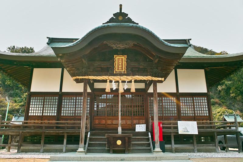玉比咩神社 #3