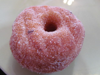 Cinnamon Sugar Doughnut at Cherry Darlings