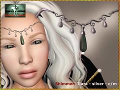 Bliensen - Shimmer - Tiara