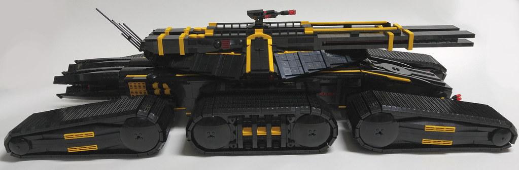 Blacktron Behemoth 03