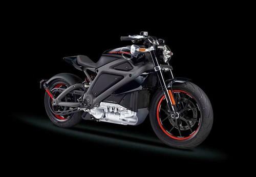 Elektrikli Harley Davidson Yolda!