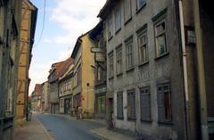 DDR - the end Erfurt 1990