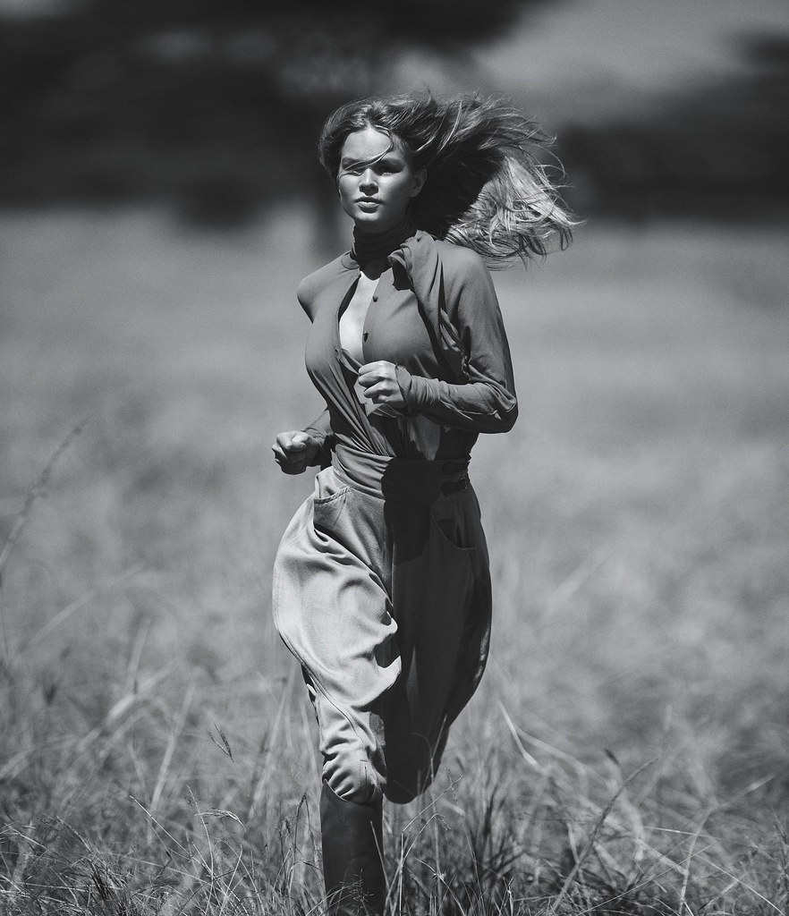 Анна Эверс — Фотосессия для «WSJ» 2016 – 9