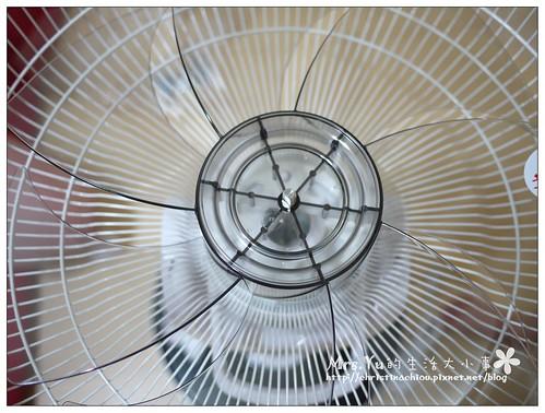 品諾14吋全方位DC直流馬達四季循環扇