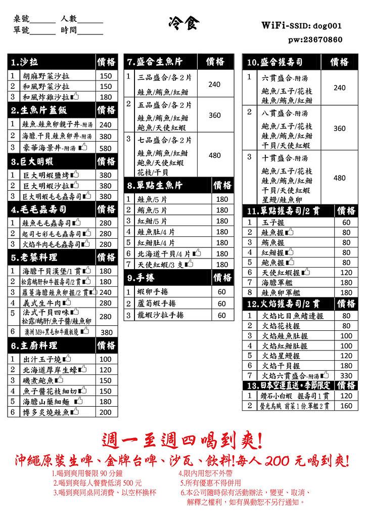20160608萬華-狗一下居酒屋 (30)
