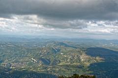 Vue depuis le Mont-Ventoux