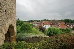 Vue de la Tour Porte de Gerberoy