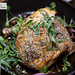 Provençal chicken for one - Thyme, rosemary, garlic, preserved lemon & butter, served with butcher\'s fries
