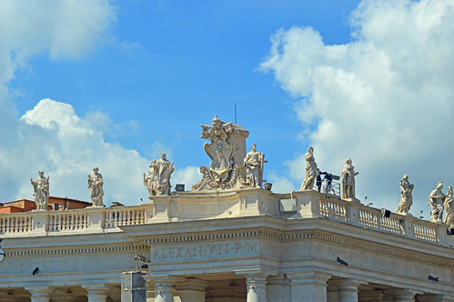 St Peters Square Rooftop Detail 03