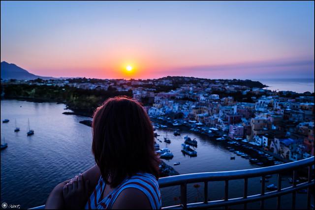 Velvet Sunset II
