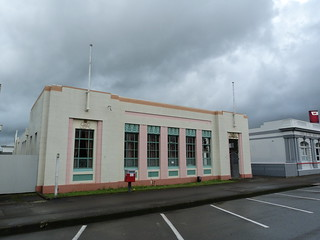 former Post Office, Pahiatua