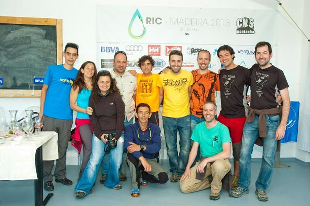 CNS Montanha & NKO team