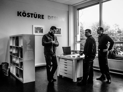 Köstüre Design by Pascal Maramis