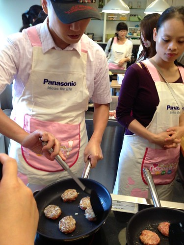 Panasonic Love Cooking