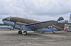 1944 Curtiss R5C-1 Commando BuNo 39611 (C-46A) (National Naval Aviation Museum)