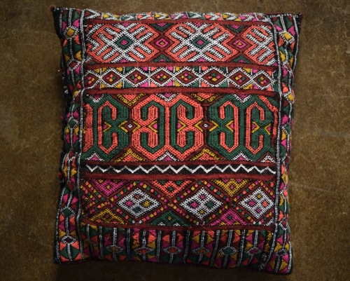 Moroccan Cushions at Red Thread Souk