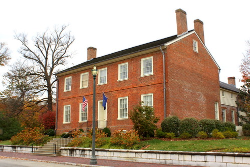 The Old Governors Mansion - Frankfort, KY