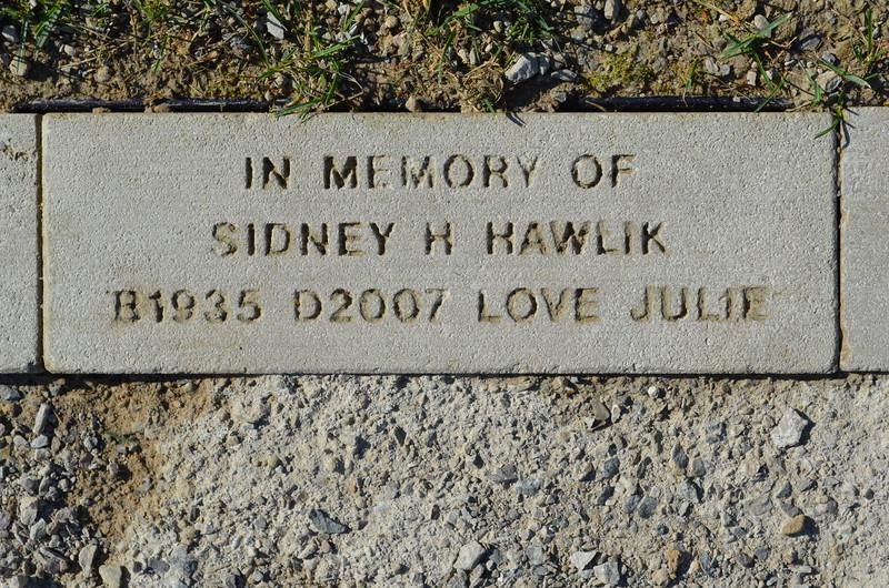 Hawlik, Sidney