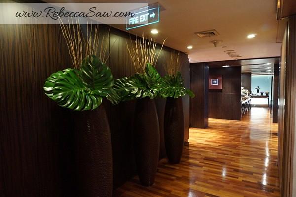 BKK Pullman Hotel G - Silom Bangkok, rebeccasaw