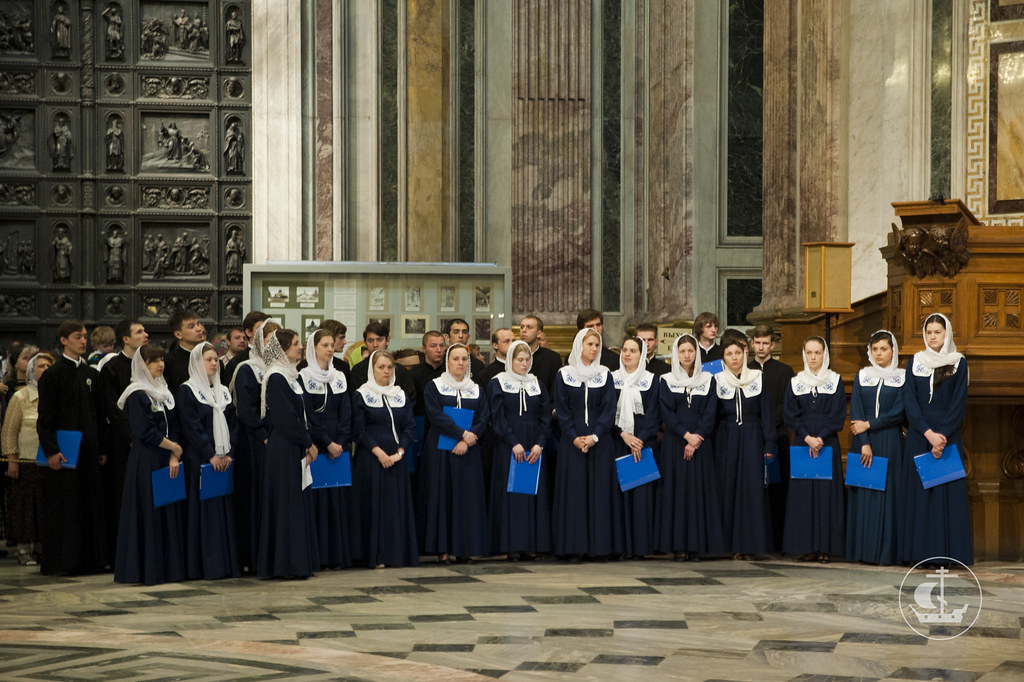 12 июня 2013, Концерт в Исаакиевском соборе