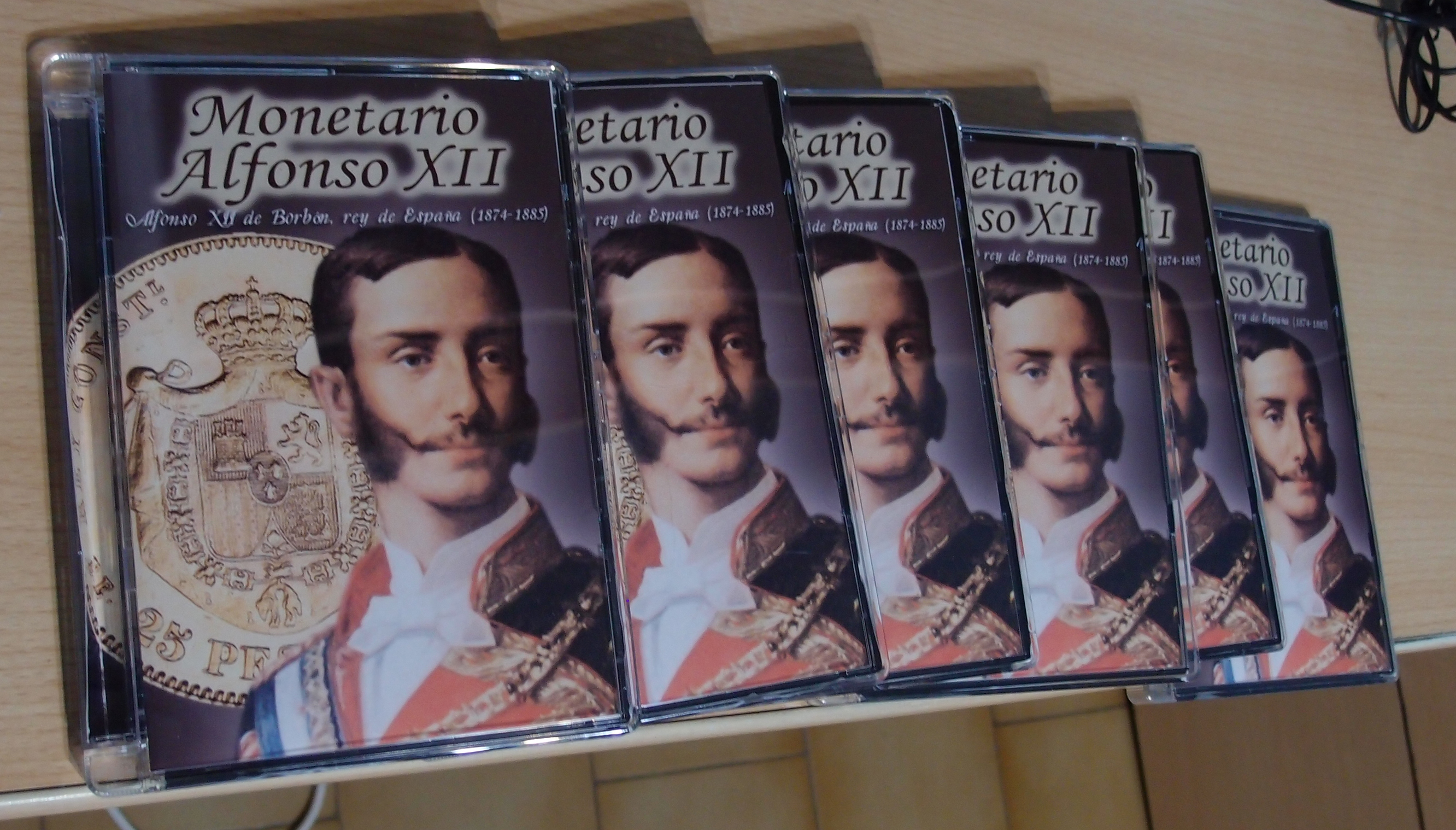 Coleccion Alfonso XII y Monetario 9055634055_ea395cd683_o