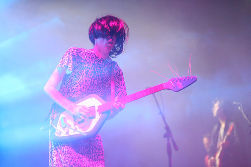 Deerhunter at Austin Psych Fest, 2013