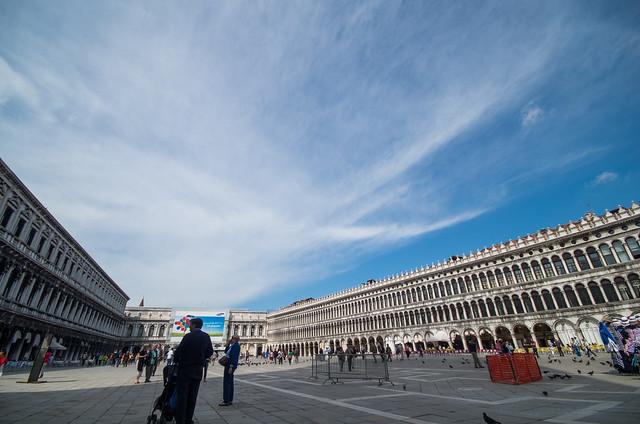 2013義大利、法國鐵腿之旅-Day 13(二)聖馬可廣場