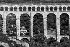 ventabren  aqueduc Roquefavour