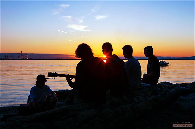 Sundown Sing-Along