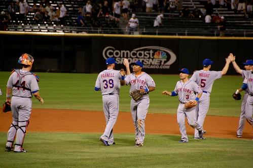 Mets win