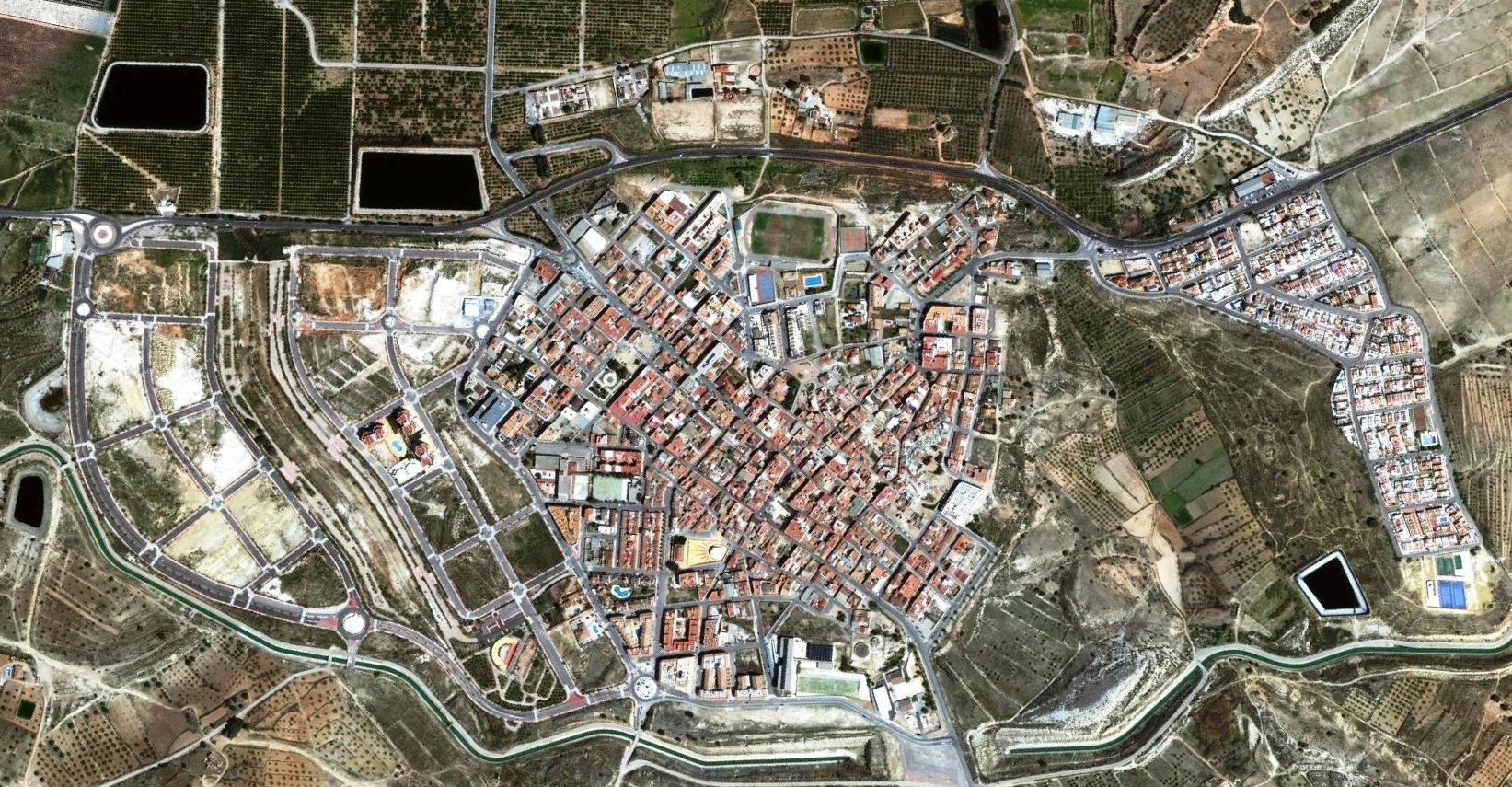 después, urbanismo, foto aérea,desastre, urbanístico, planeamiento, urbano, construcción, San Miguel de Salinas, Alicante, Sant Miquel de les Salines, Alacant