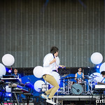 Passion Pit photographed by Chad Kamenshine