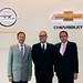 Zusammenarbeit / Coopération TCS-GM-Chevrolet