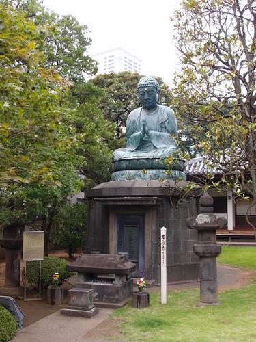 Tennoji Temple @ Nippori